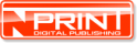 Цифровая типография Логотип
