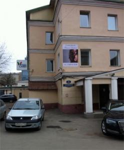Здание на Тессинском пер. д.5 стр.1
