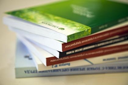 книги в мягком перплете
