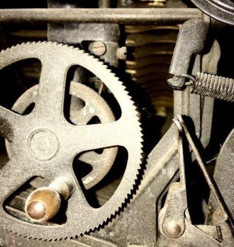 механизм машины