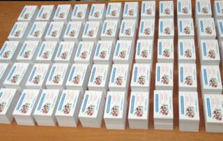 10000 визиток