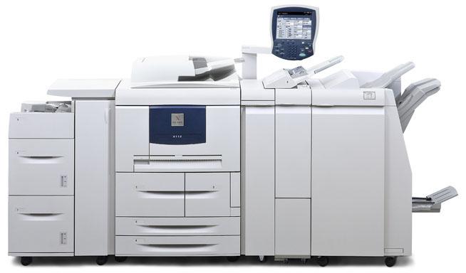 Цифровая машина Xerox для чб печати